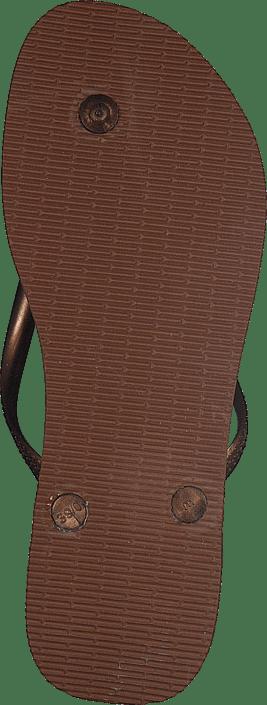 Rust Slim Sandals Sko Havaianas Kjøp oxido Animals Online Brune nSFwxpq
