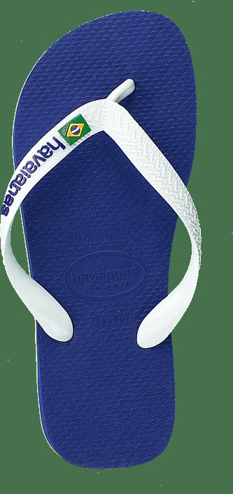 Kids Brasil Logo Marine Blue