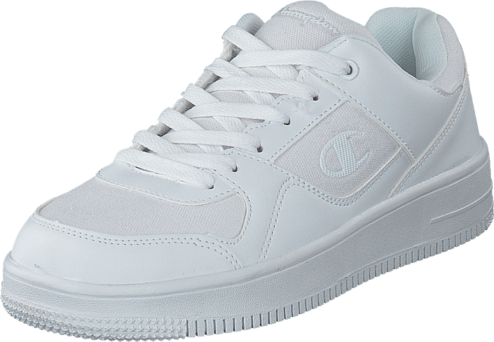 Champion - Low Cut Shoe Rebound Low White