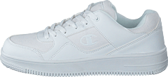 Low Cut Shoe Rebound Low White