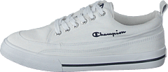 Low Cut Shoe Smu Crew White