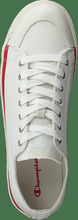 Herre Køb Champion Low Cut Shoe C29 Low White Hvid Sko