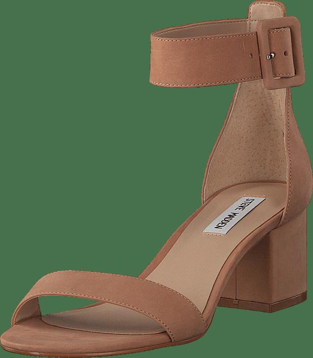 Steve Madden - Indigo Mid Heel Sandal Camel