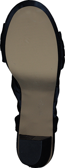 47d4bab47fc Køb Bianco Satin Strap Sandal Navy Blue blå Sko Online   FOOTWAY.dk