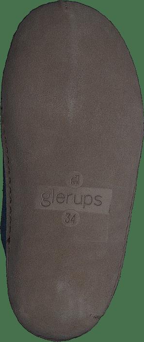 Glerups - Shoe Junior Petrol