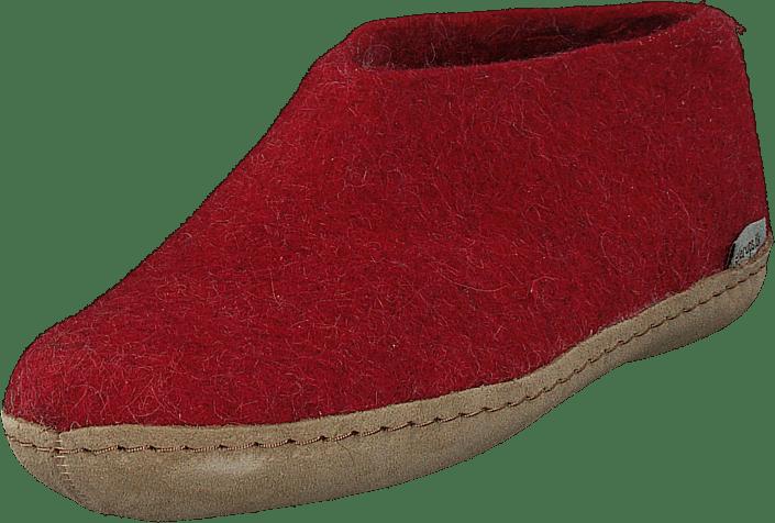 Glerups - Shoe Junior Red