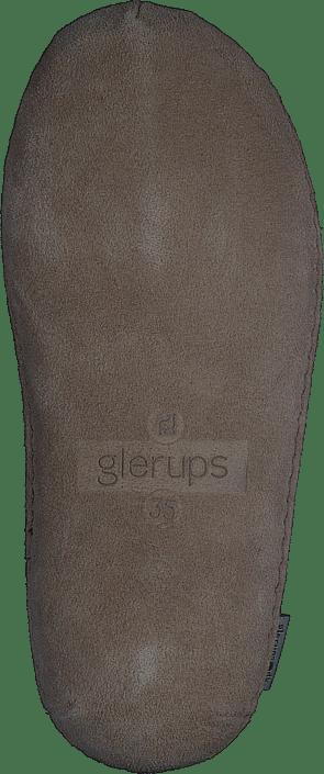 Glerups - Open Heel Petrol