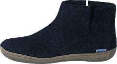 Low Boot Charcoal