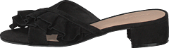 Slip In Sandal Black