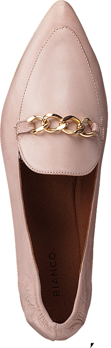 Bianco - Dress Chain Loafer Rose