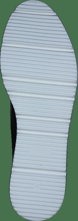 Bianco - Laced Up Shoe Black