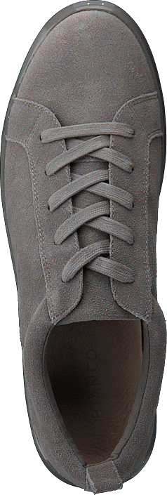 Kup Bianco Laced Up Suede Sneaker Grey Buty Online
