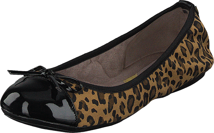 Butterfly Twists - Olivia Tan Leopard