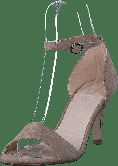 Low Basic Sandal Nougat