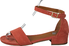 Classic Suede Sandal Light Pink