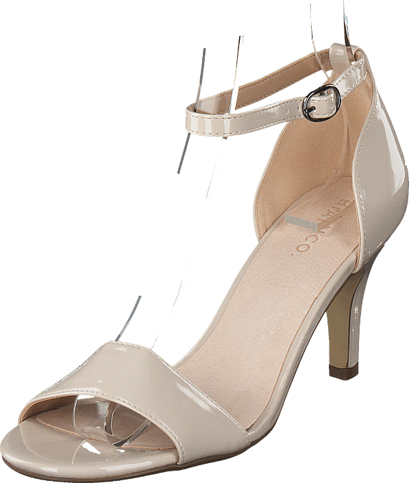 Bianco - Low Basic Sandal Cream