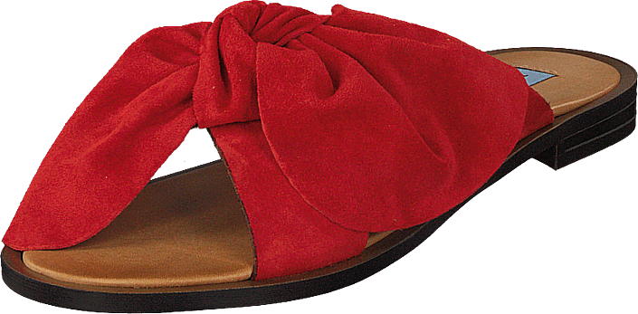 13-18996 Red Suede