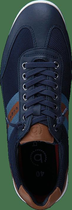 Kjøp Blå Sportsko Blue Og Dark Sko Online Bugatti Sneakers Evo River RTqRwr