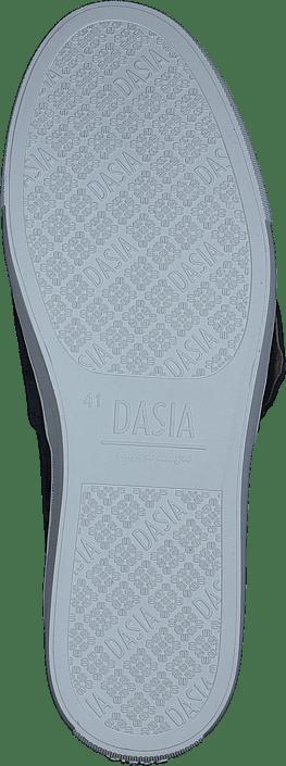 Dasia - Daylily Navy Buckle Navy