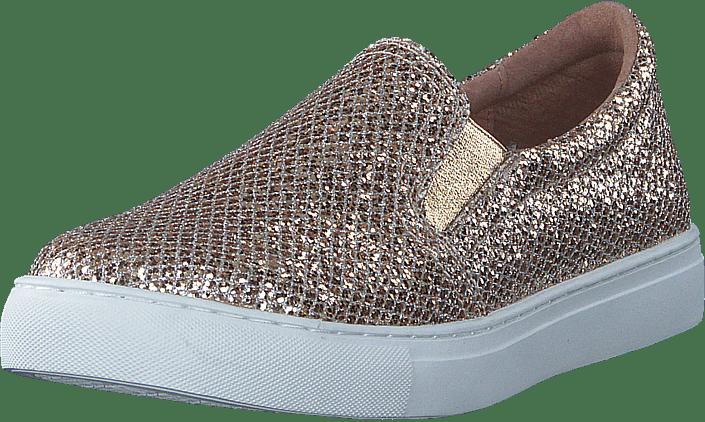 Flats Slip Daylily Gold Online on Dasia Sko Kjøp Brune 6Ozq74