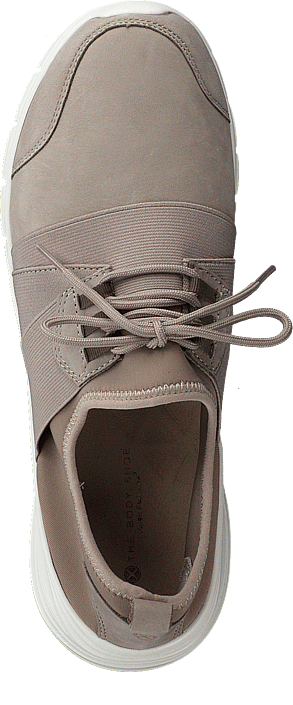 Hush Puppies - Cypress Mt Laced Up Ice Grey