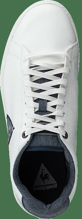 Le Coq Sportif - Courtcraft Optical White/dress Blue