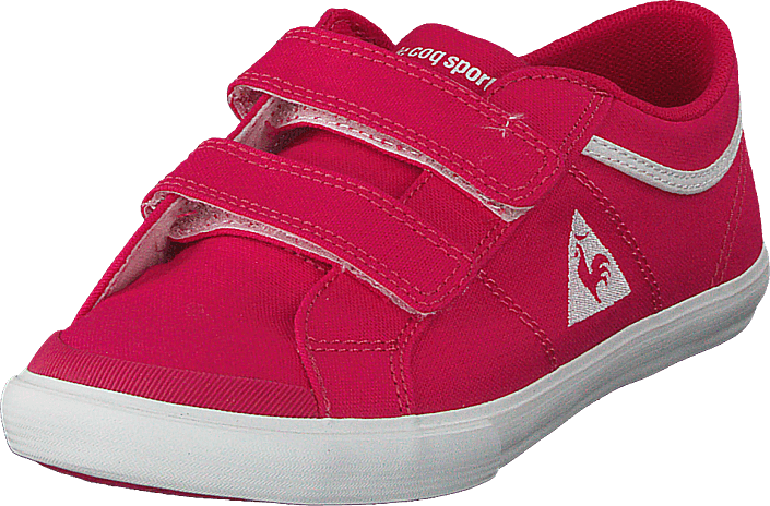 Le Coq Sportif - Saint Gaetan Ps Rose Red