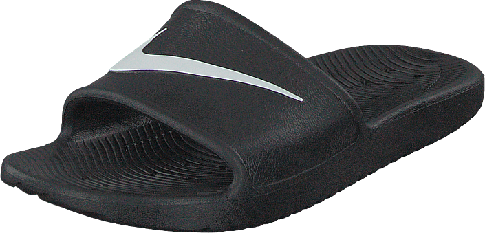 Kawa Shower Sandal Black/white