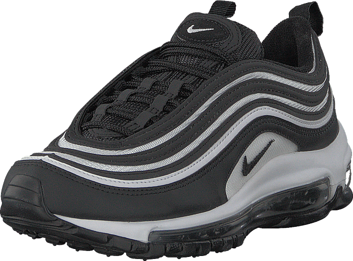Buy Nike Air Max 97 Black black-white grey Shoes Online  8c1459da2141