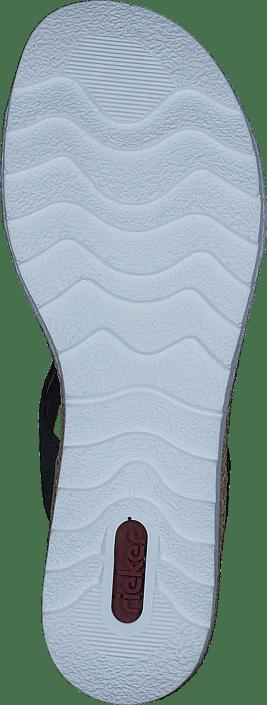 Sandals 14 Brune Rieker Kjøp Online 63064 Pazifik Sko WZ4xSnU