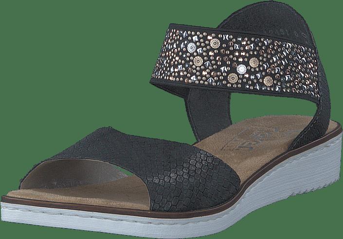 Rieker - 63678-45 Granit