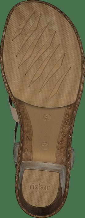 Heels Rieker Brune 69702 60 Online Muschel Sko Kjøp 4fTqRwR
