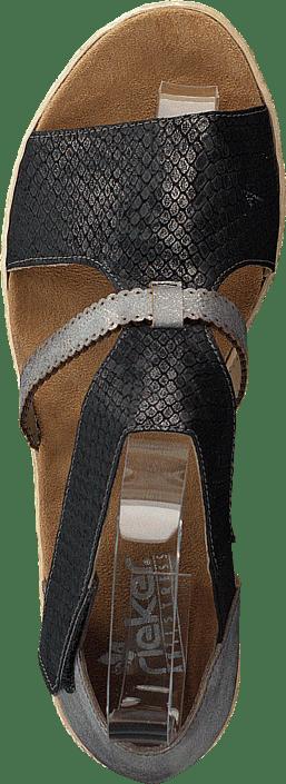 Rieker - 61923-45 Granit