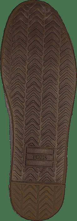 Toms - Deconstructed Alpargata Rope Blossom Slub Chambray
