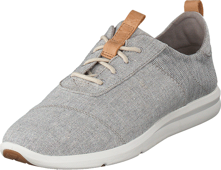Toms - Cabrillo Drizzle Grey Chambray Mix