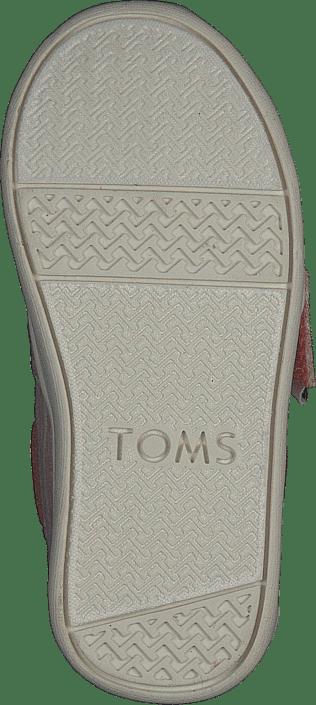 Toms - Bimini Tiny Bloom Chambray Stripe