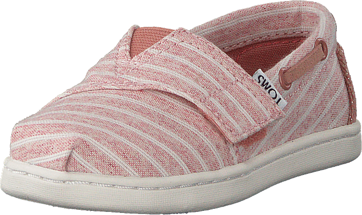 Toms - Bimini Tiny Bloom Chambray Stripe