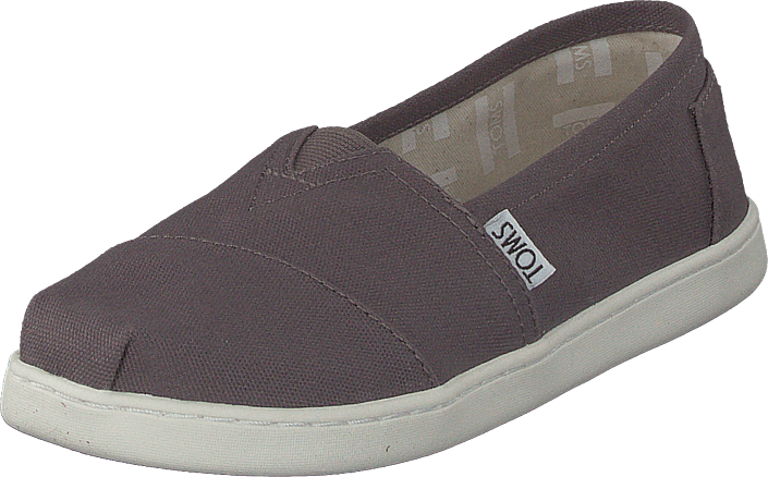 Toms - Alpargata Youth Ash Canvas
