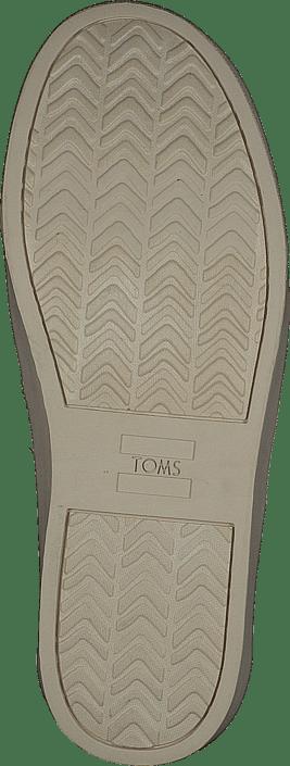Toms - Luca Youth Natural Metallic Jute