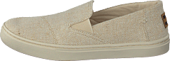Luca Youth Natural Metallic Jute