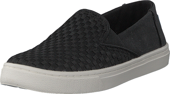 Luca Youth Black Basketweave