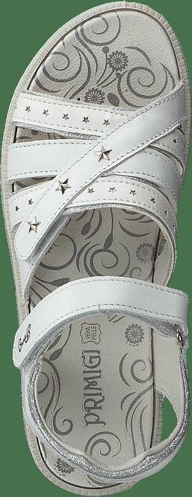 Primigi - Pal 13806 Bianco/argento