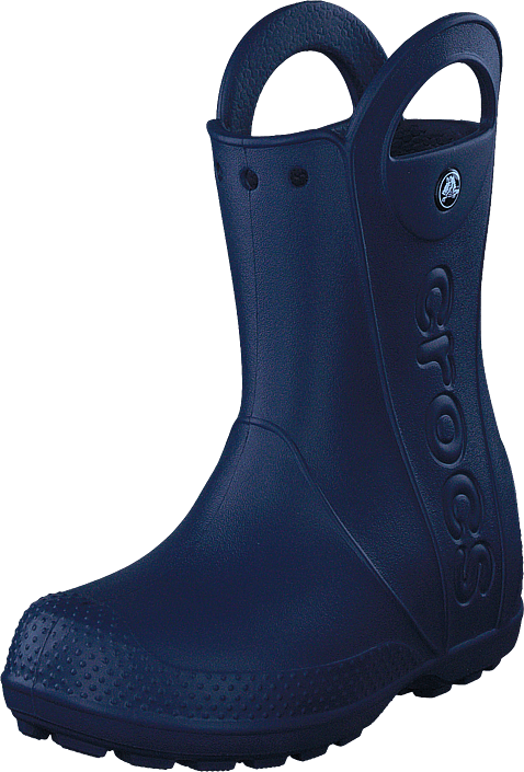 Handle It Rain Boot Kids Navy
