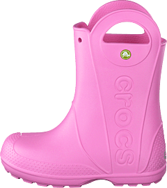 Handle It Rain Boot Kids Carnation