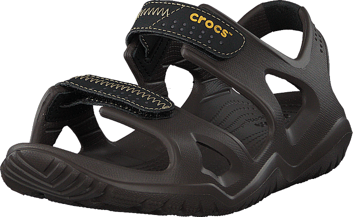 Crocs - Swiftwater River Sandal M Espresso/black
