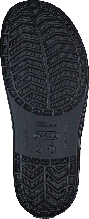 Crocs - Crocband Ii Slide Black/graphite