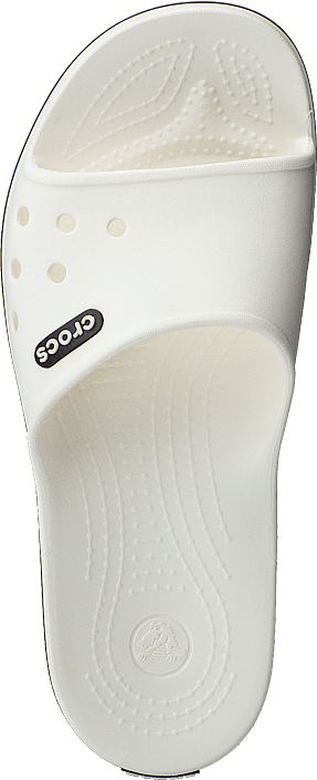 Crocs - Crocband Ii Slide White/black