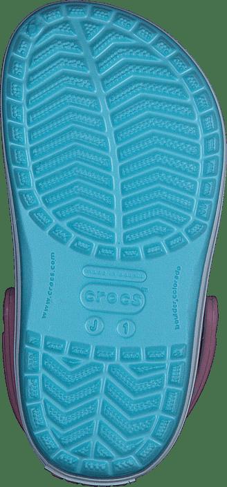 Crocband Clog K Ice Blue/white