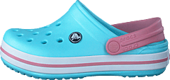 Crocband Clog K Ice Blue/white