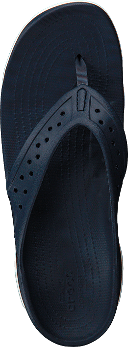 Crocs - Swiftwater Deck Flip M Navy/white